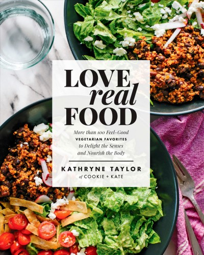Love Real Food Book Cover
