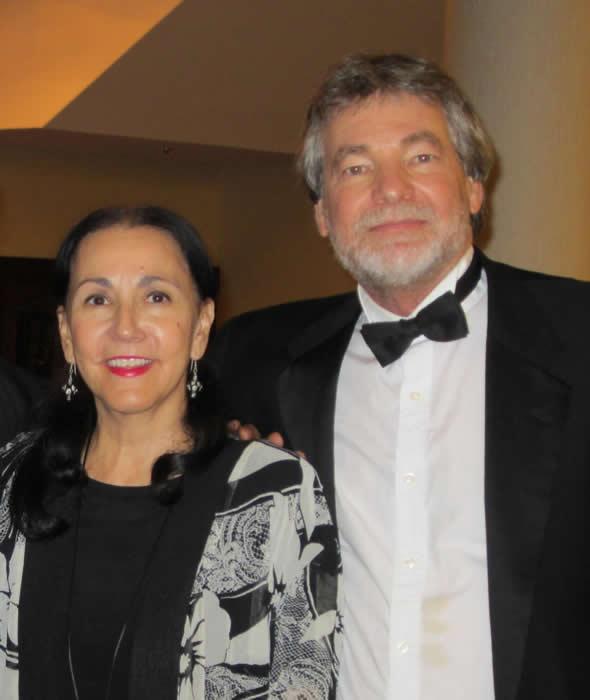 Maria Tiscia and David Oliver