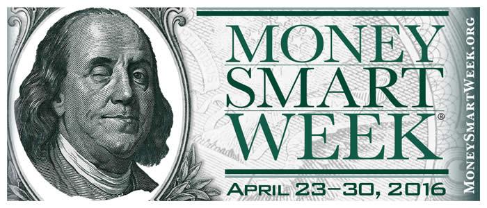 Money Smart Week 2016 Banner