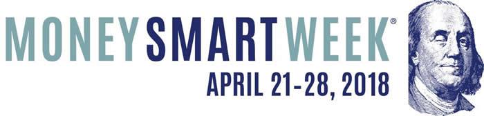 Money Smart Week 2018 Logo
