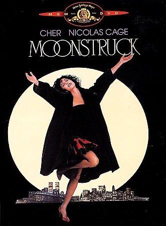 Moonstruck DVD Cover