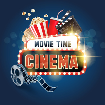 Movie Time Cinema-copyright mollicart/Fotolia.com