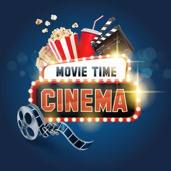 Movie Time Cinema-copyright mollicart/Fotolia.com