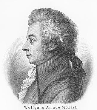 Mozart-copyrightnickolae/Fotolia.com