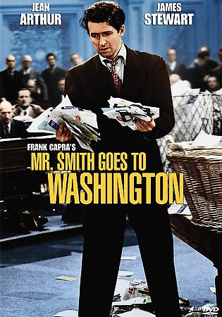 Mr. Smith Goes to Washington DVD Cover-copyrighted image