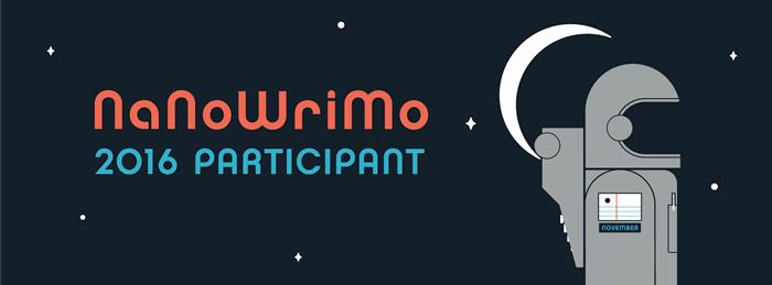 NaNoWriMo 2016 Web Banner