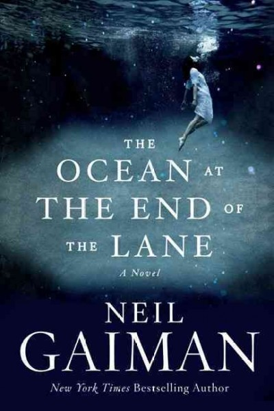 The Ocean at the End of the Lane Book Cover