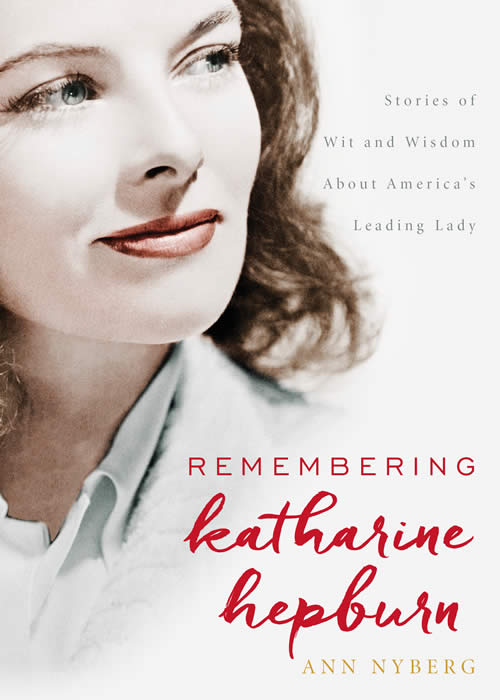 Remember Katherine Hepburn Book Cover-image appears with permission