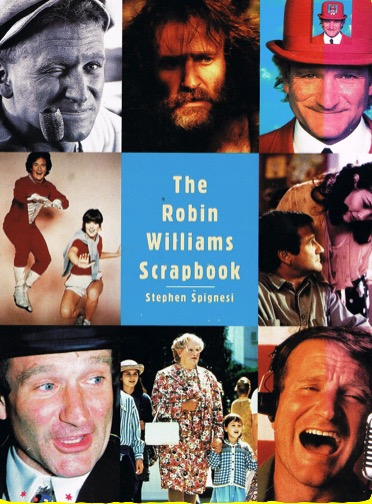 Robin Williams Scrapbook Cover Image