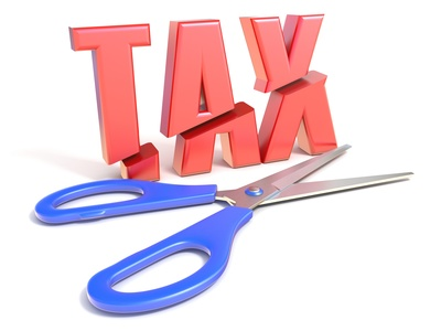 Scissor Cut Tax-copyrighted image