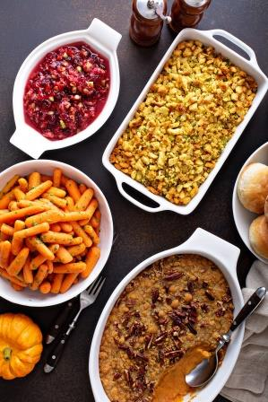 Thanksgiving Side Dishes-copyrighted image