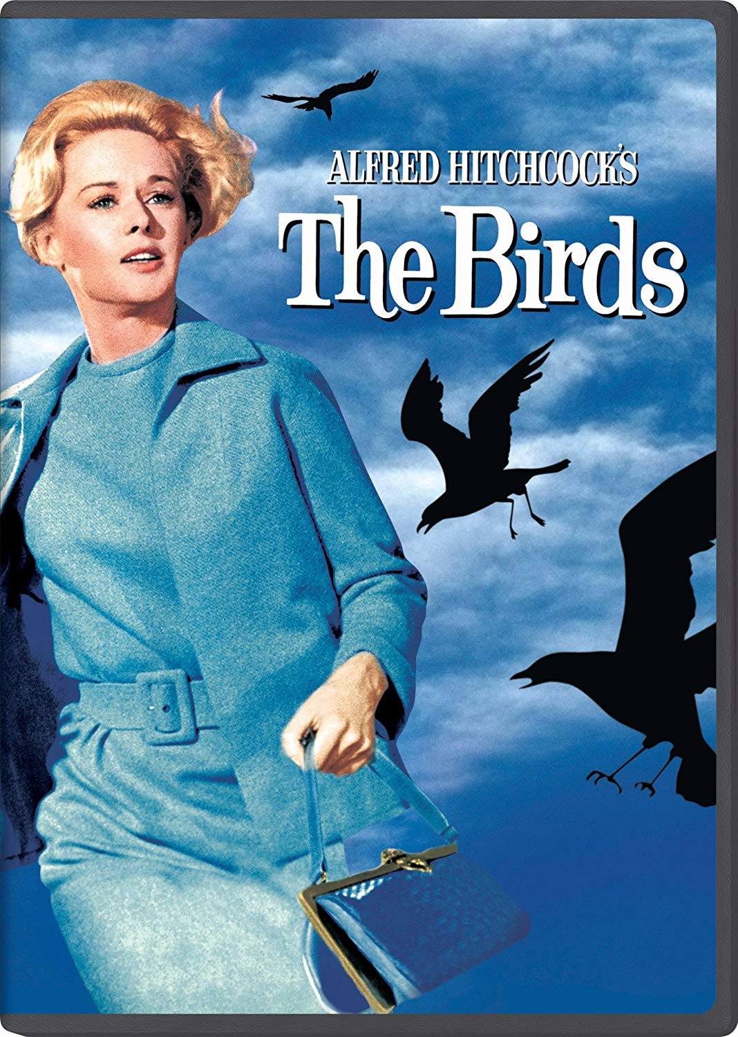 The Birds DVD Cover-copyrighted image