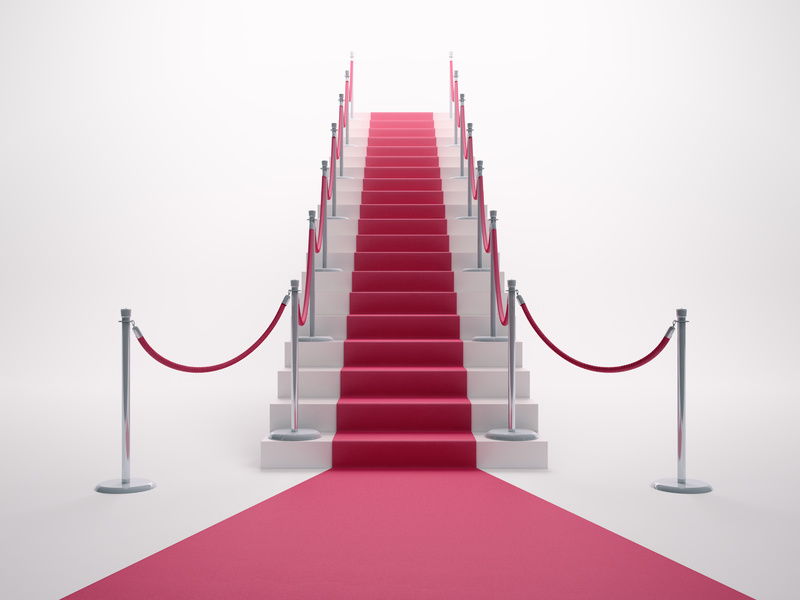Theater Staircase-copyrighted image