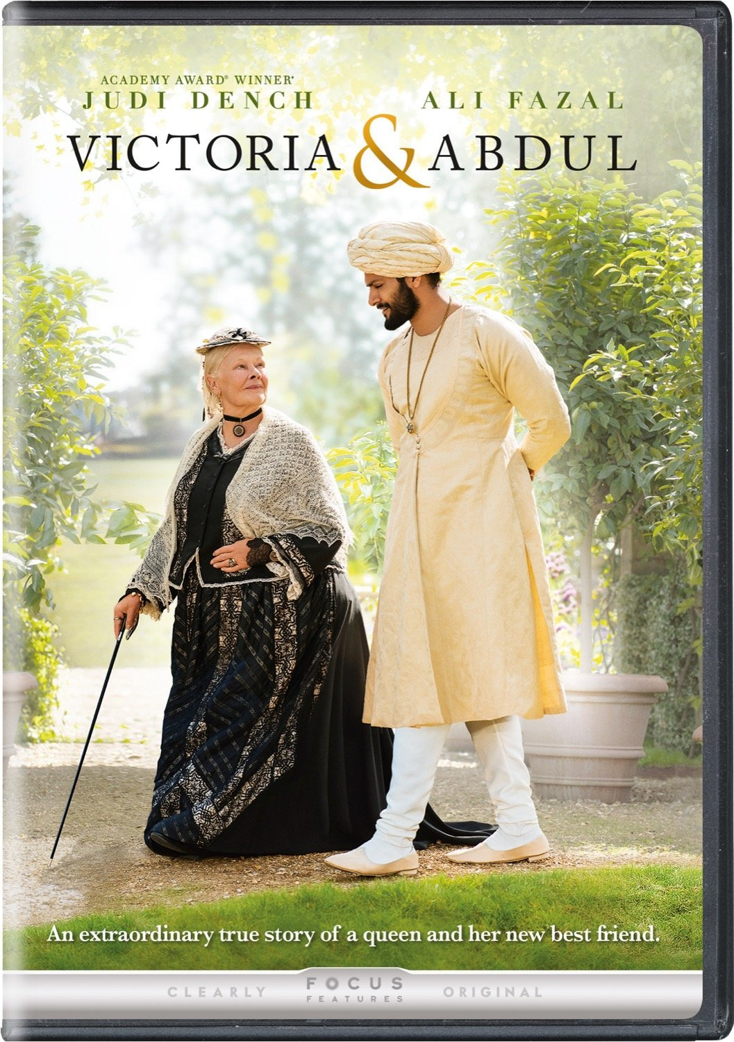 Victoria and Abdul DVD Cover-copyrighted imager