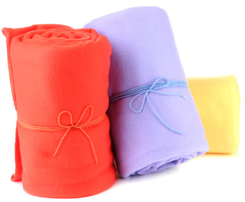 Blankets Rolled-copyright Africa Studio/Fotolia.com