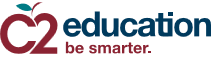 C2 Education Logo-appears with permission