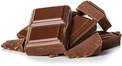 Chocolate-copyrighted image