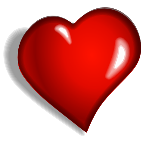 Heart-Clipart Library