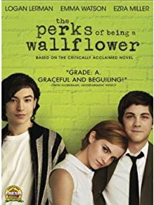 The Perks of Being a Wallflower DVD Cover-Summit Entertainment