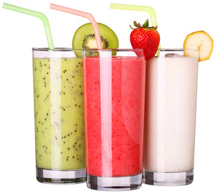 Smoothies-copyright bestvc/Fotolia.com