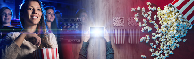 Teens Watching Movie-copyright StockPhotoPro/Fotolia.com